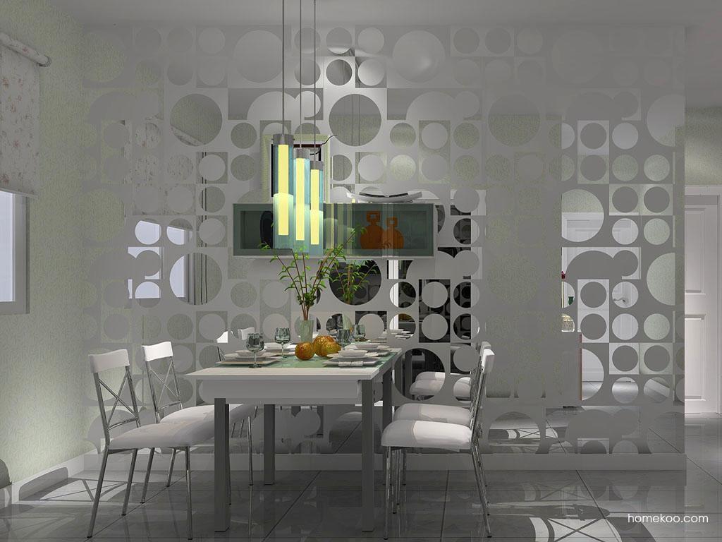 浪漫主义餐厅家具E1264