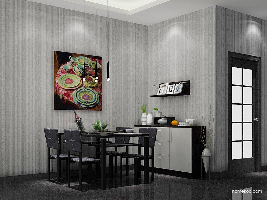 简约主义餐厅家具E1266