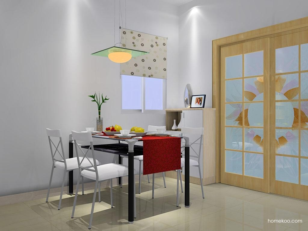 新实用主义餐厅家具E1269