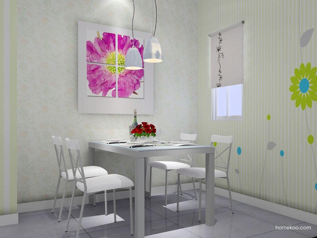 浪漫主义餐厅家具E1272