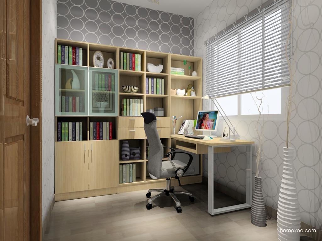 新实用主义书房家具C3912