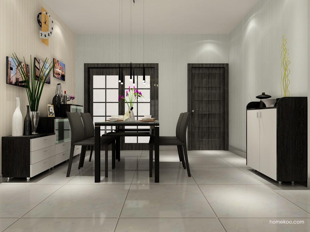 简约主义餐厅家具E1271