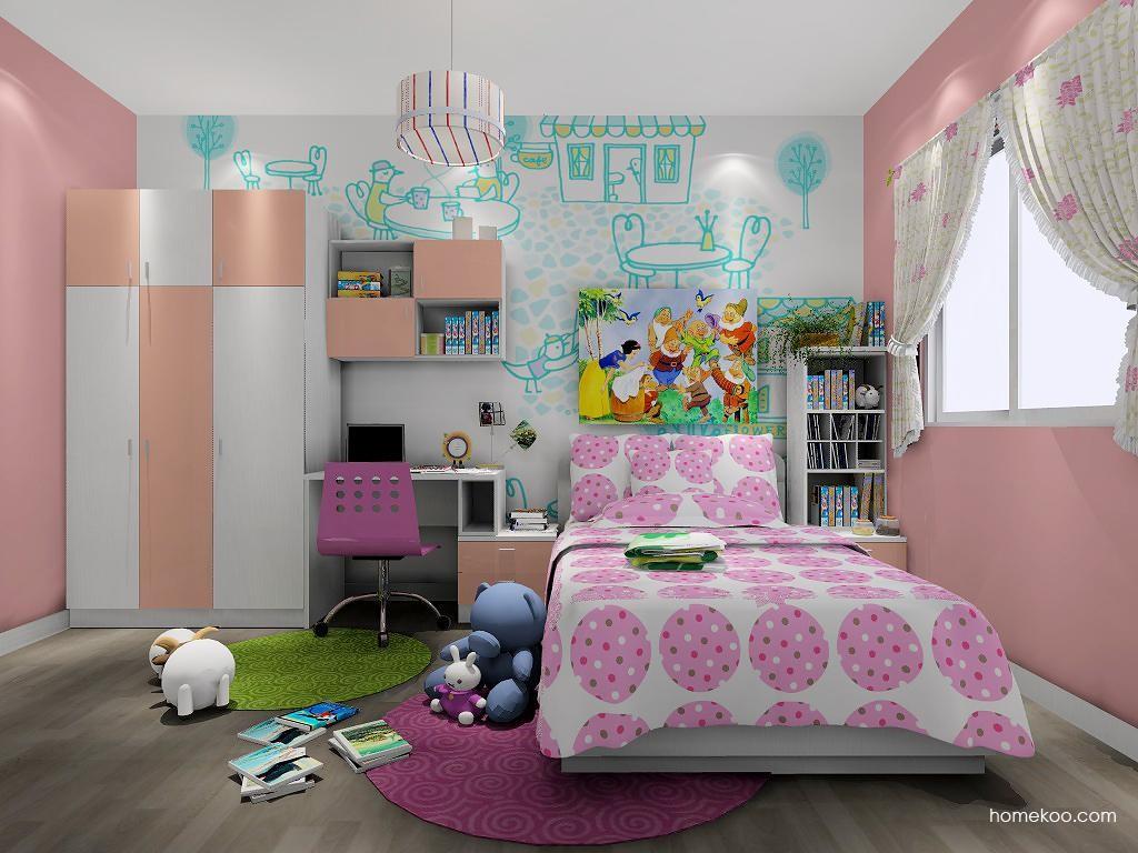 女孩的梦青少年房B6681