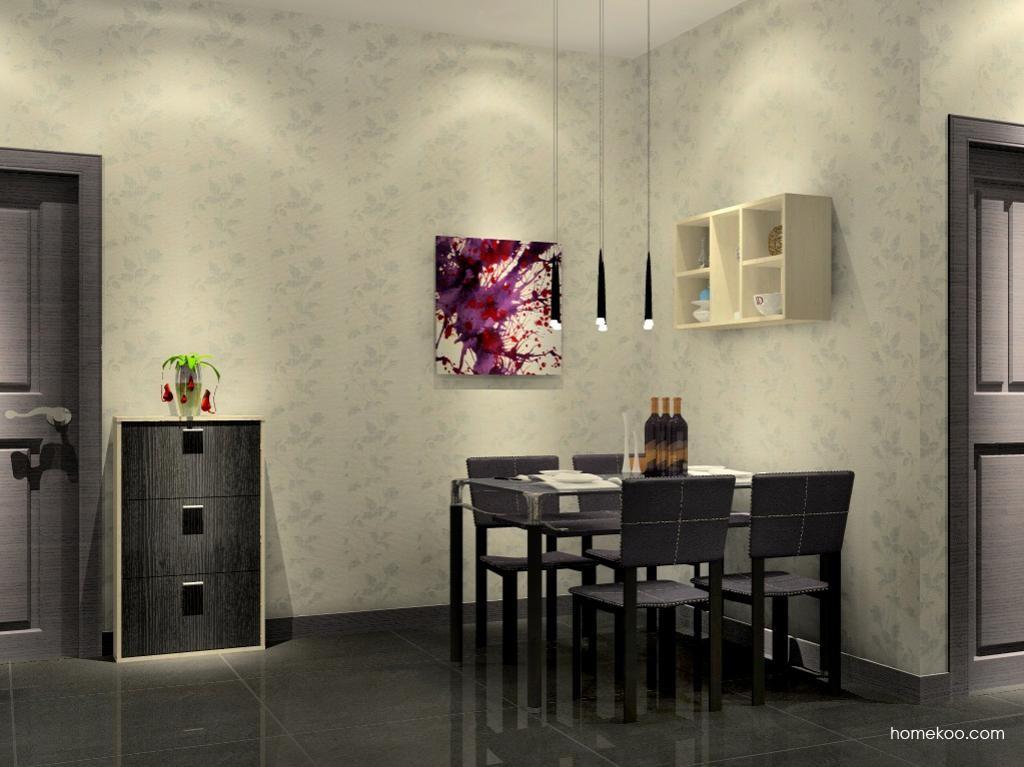 简约主义餐厅家具E1278