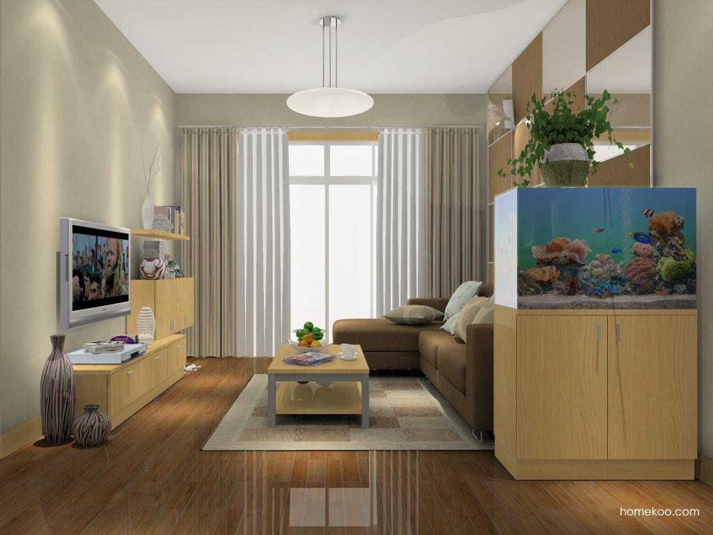 新实用主义客厅家具D1052