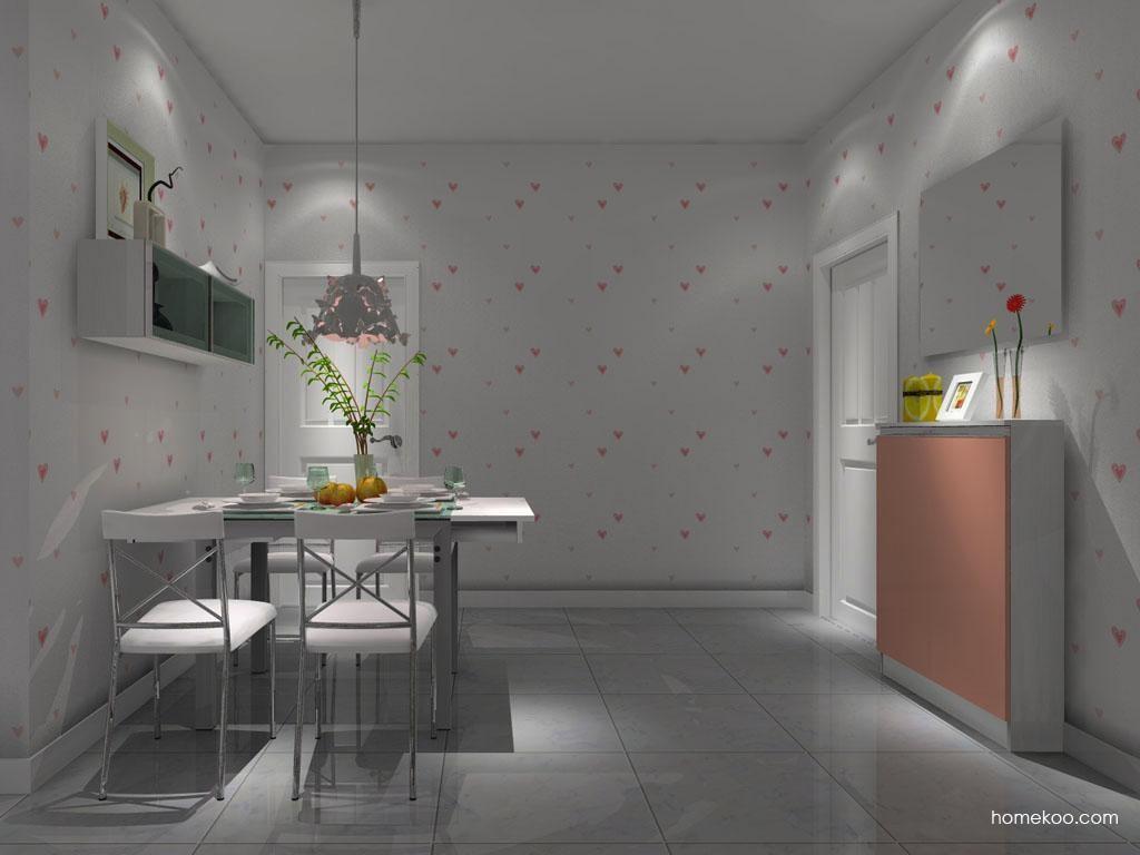 浪漫主义餐厅家具E1282