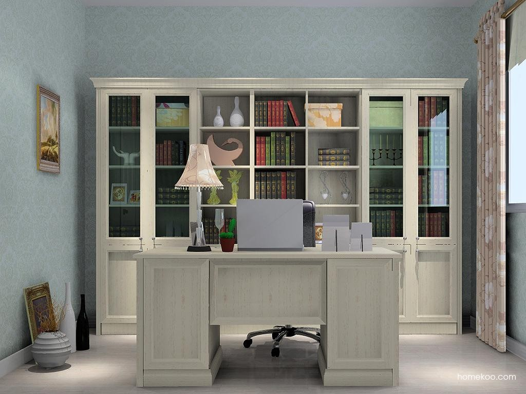 英伦印象书房家具C3928