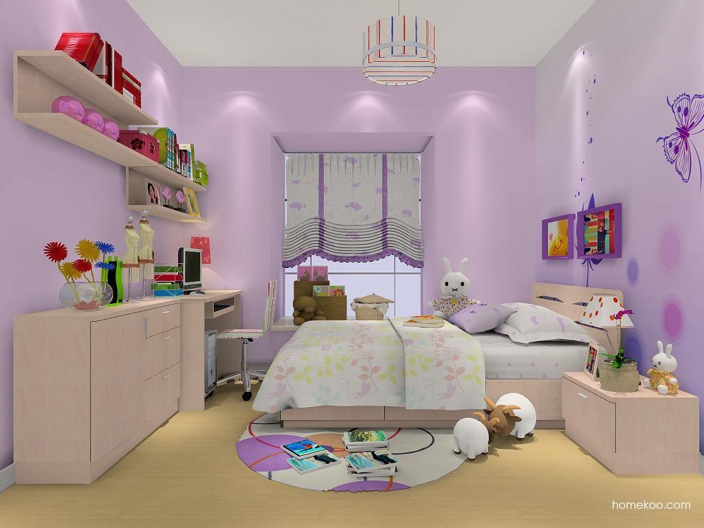 女孩的梦青少年房B6688