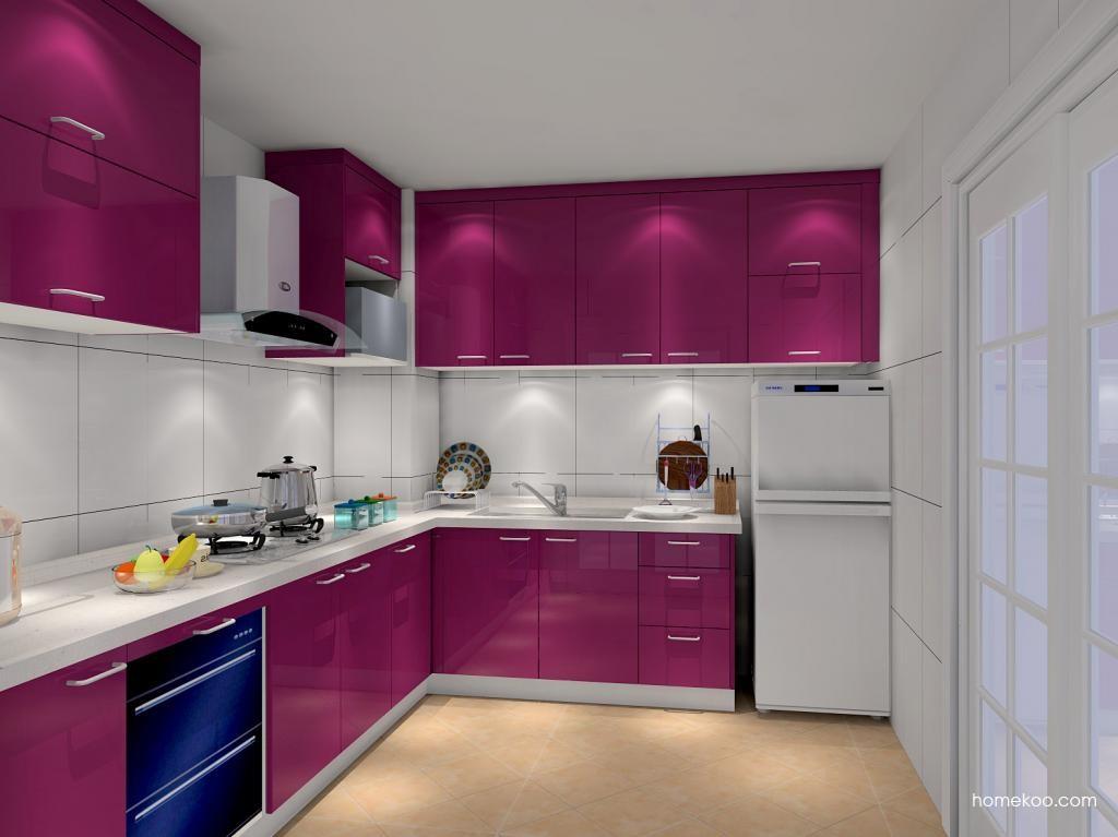 紫晶魅影橱柜F5193