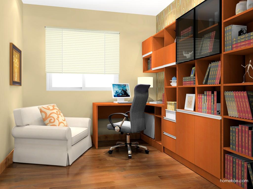 加州梦书房家具C3934