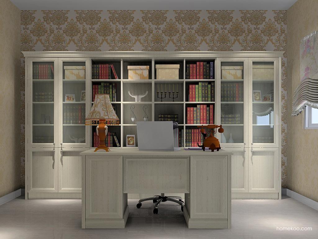 英伦印象书房家具C3935