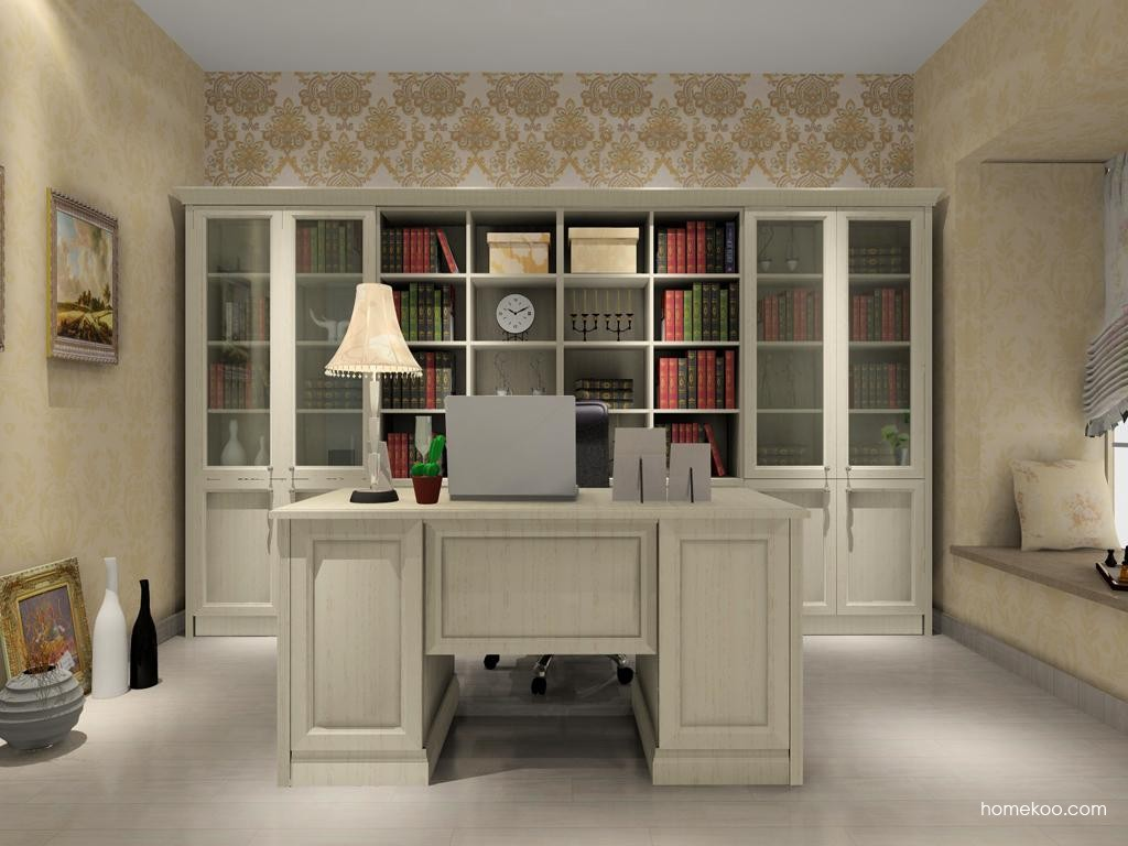 英伦印象书房家具C3950