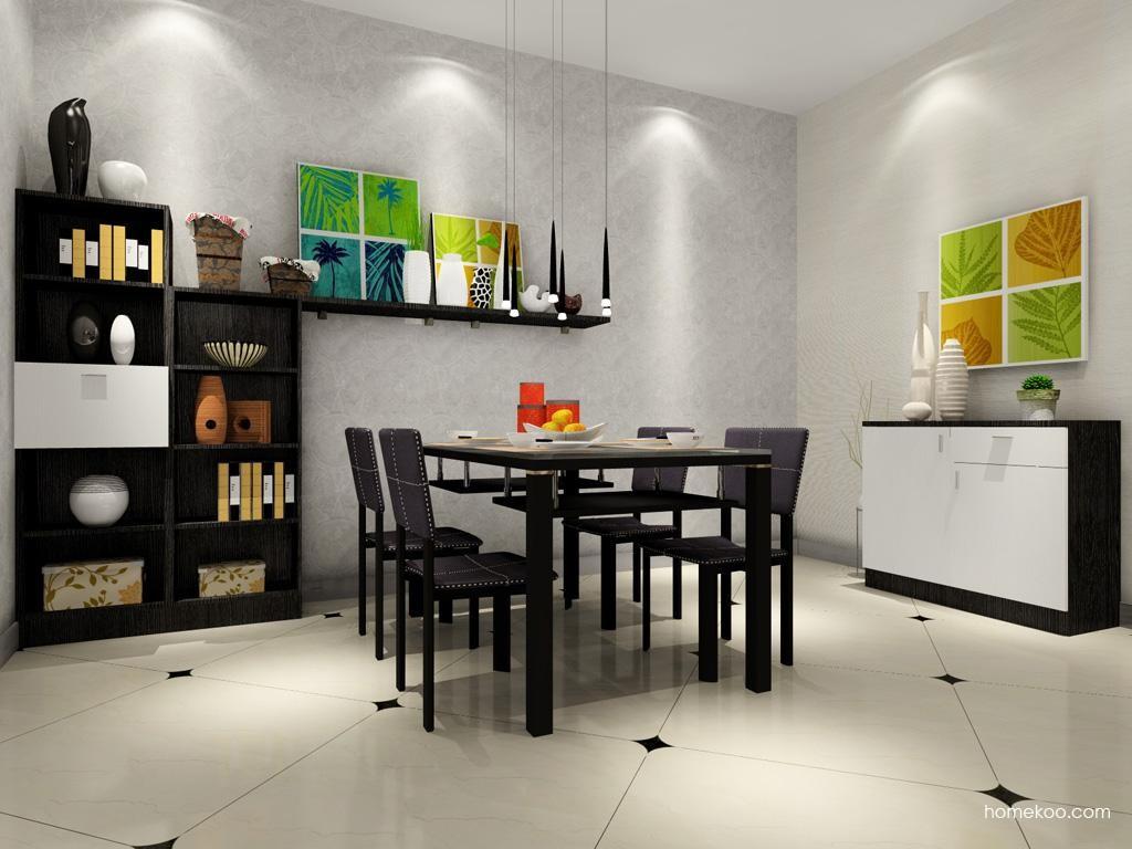 简约主义餐厅家具E1311