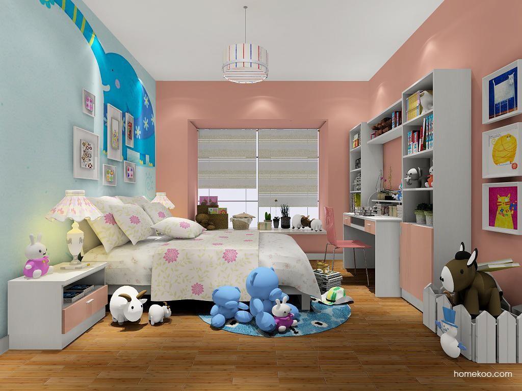 女孩的梦青少年房B6716