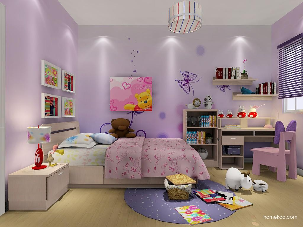女孩的梦青少年房B6713