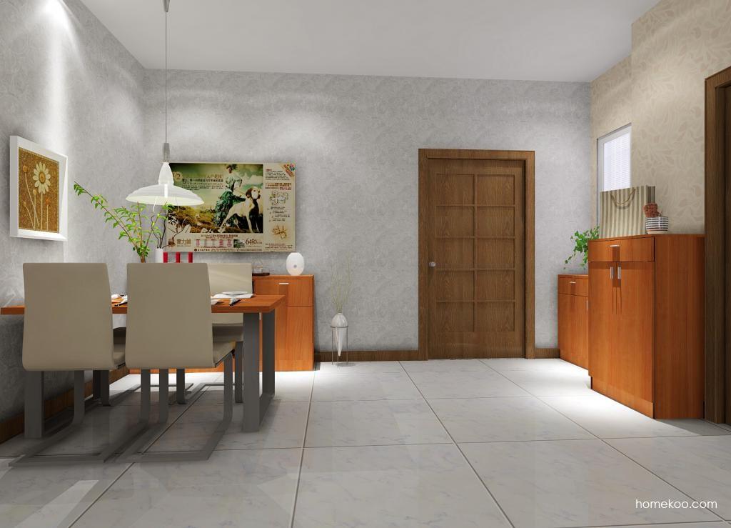 新实用主义餐厅家具E1324