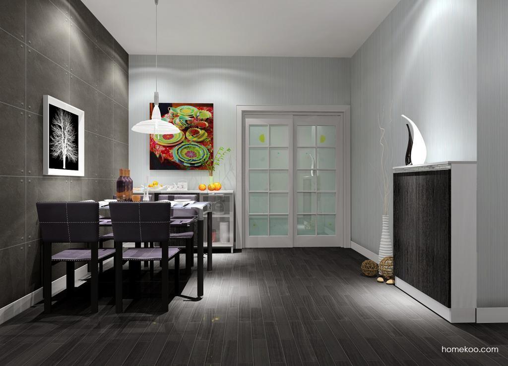 简约主义餐厅家具E1325