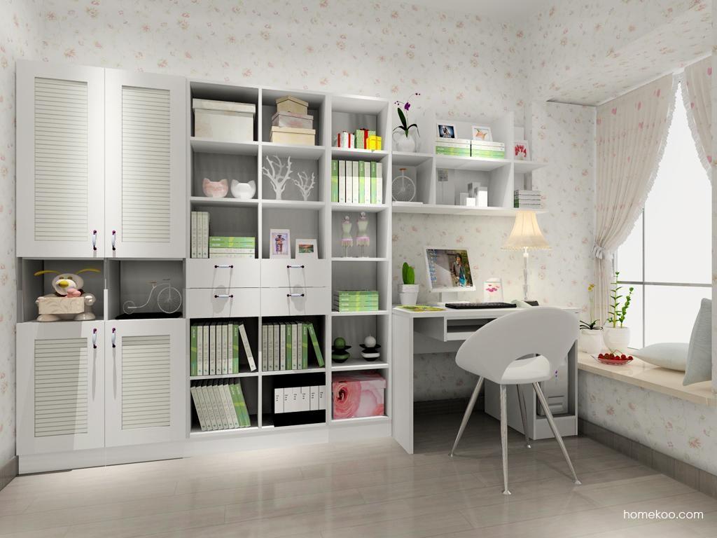 韩式田园书房家具C3967
