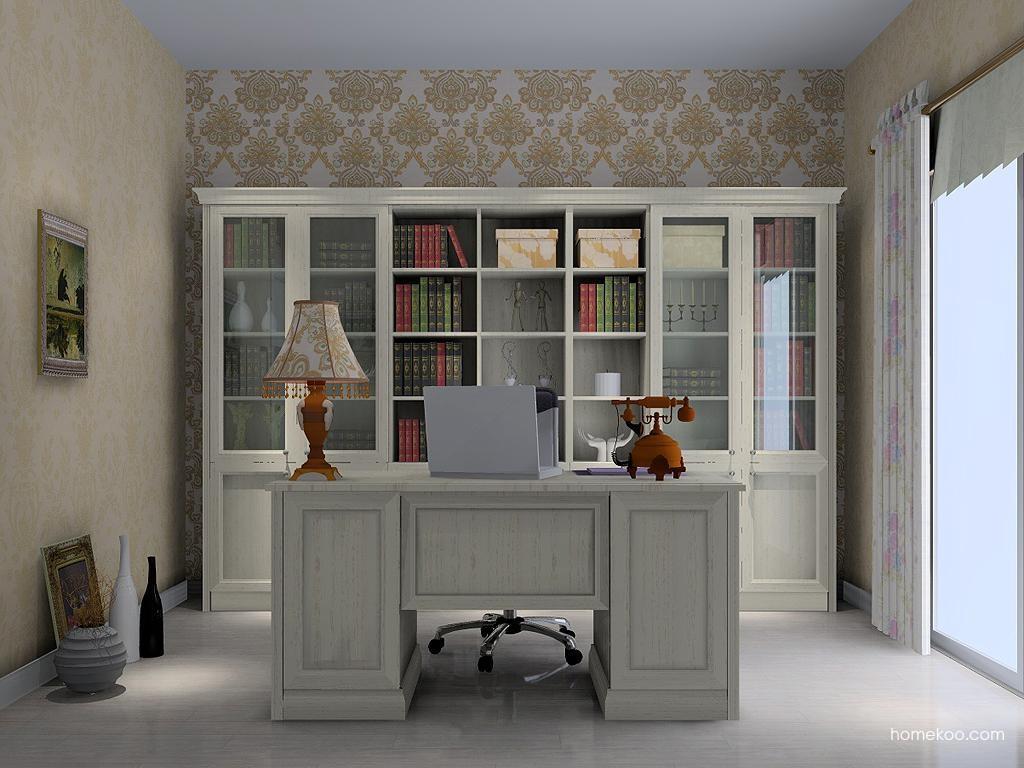 英伦印象书房家具C3957