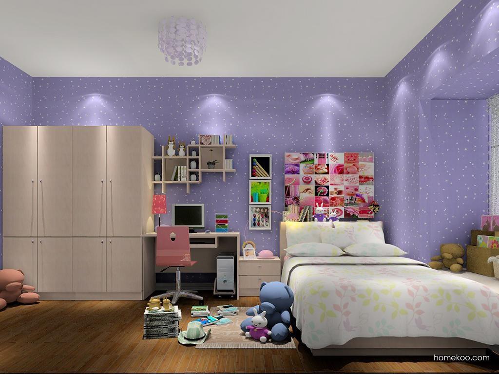 女孩的梦青少年房B6737