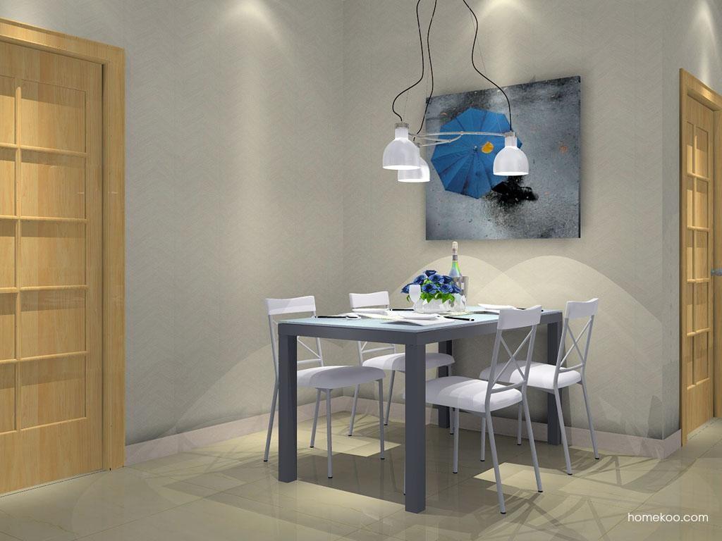 新实用主义餐厅家具E1333
