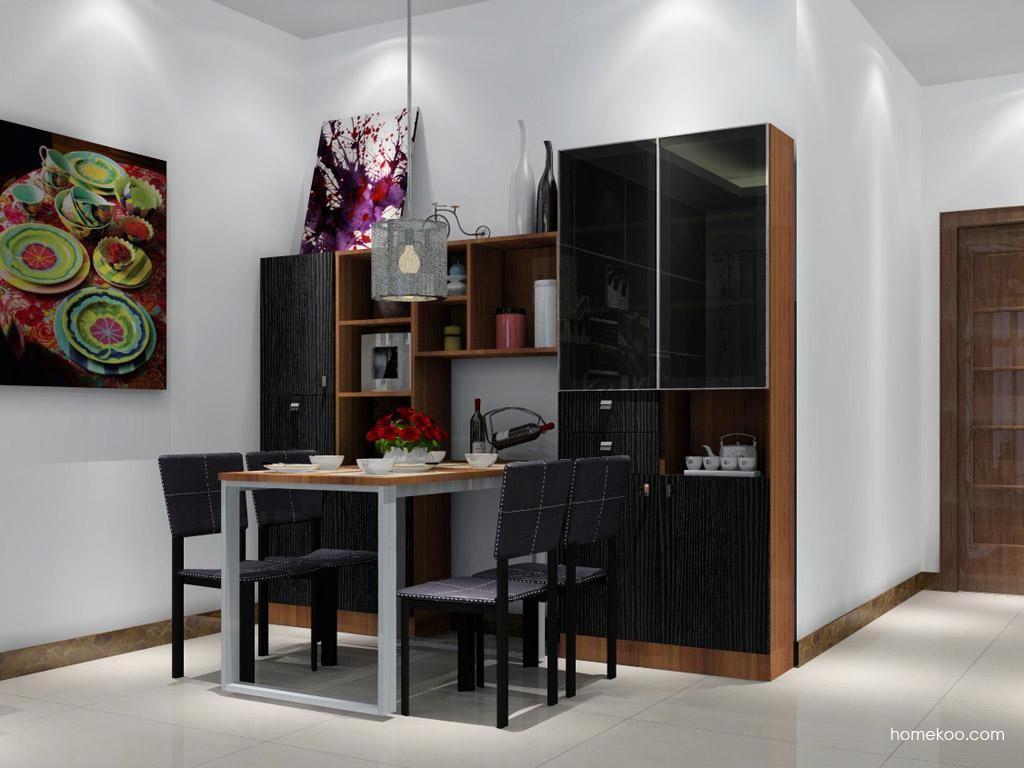 德国森林餐厅家具E1334