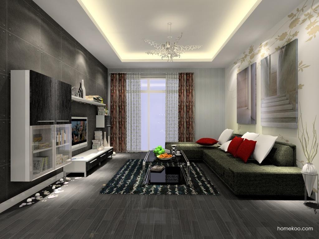 简约主义客厅家具D1104