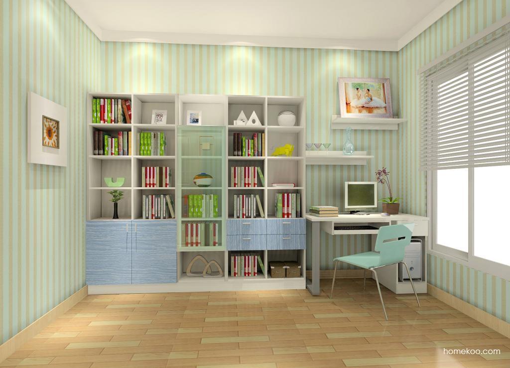 书房家具C8655