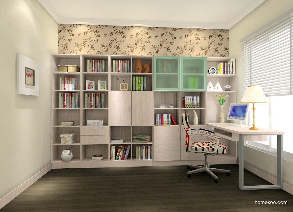 书房家具C8734