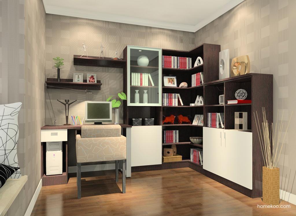 书房家具C0076
