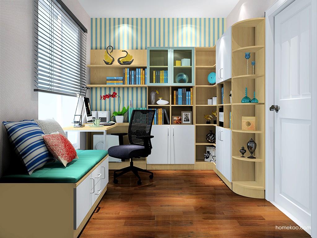 新实用主义书房家具C0063