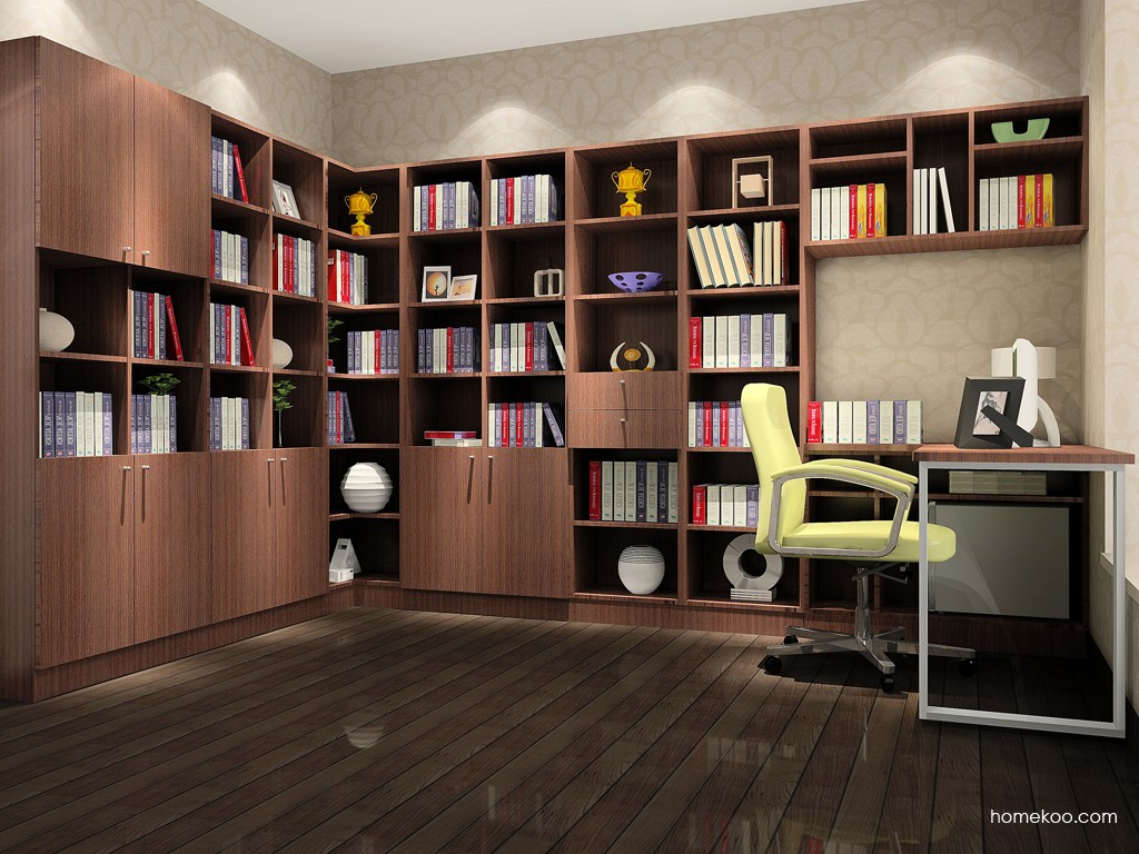 书房家具C0008
