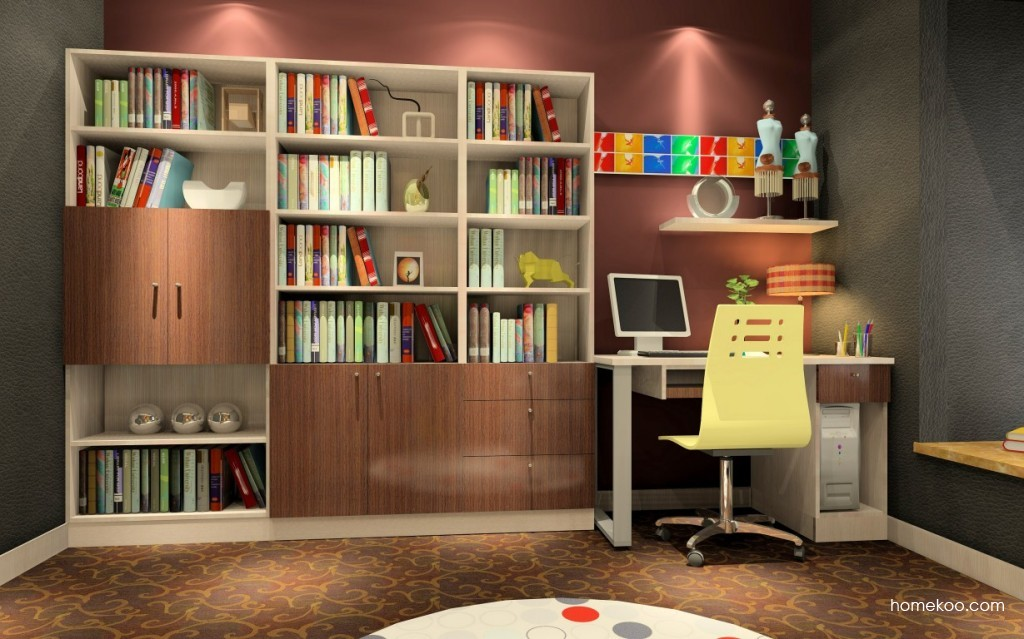 书房家具C0030