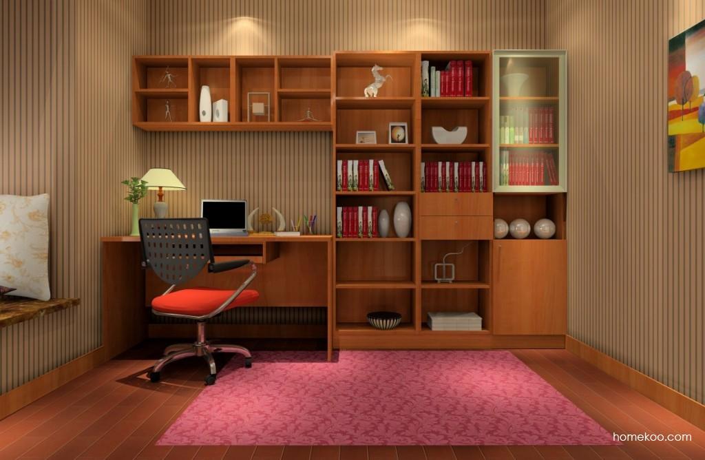 简约主义书房家具C8726