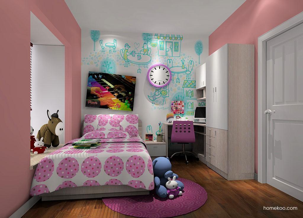 女孩的梦青少年房B6741