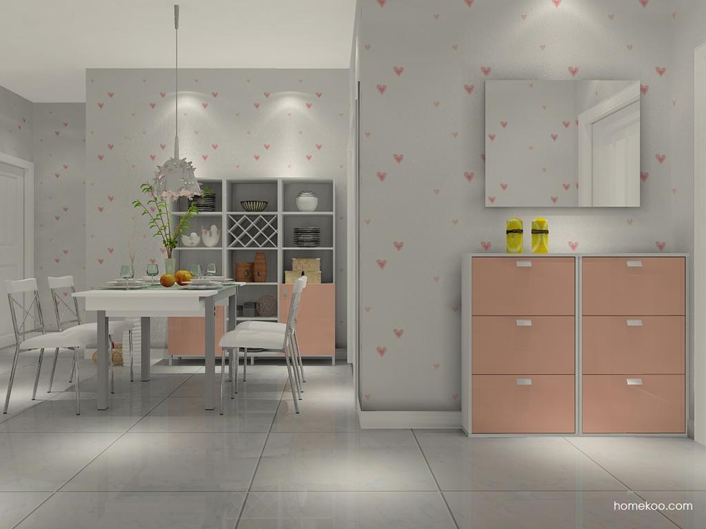 浪漫主义餐厅家具E1339
