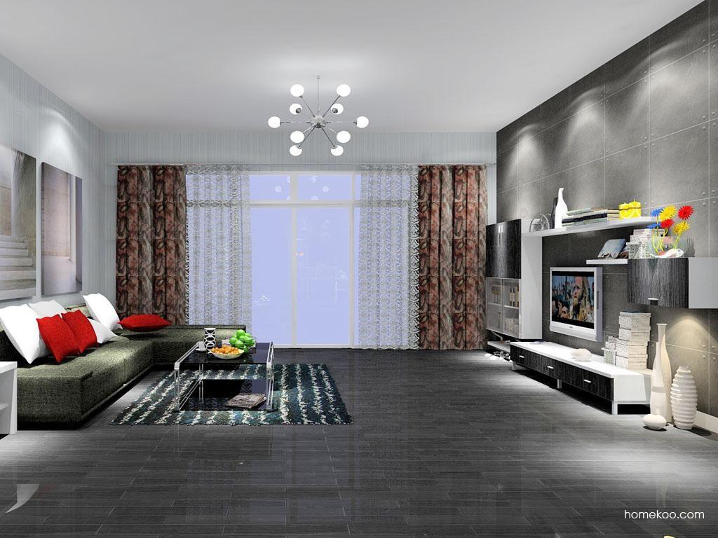 简约主义客厅家具D1117