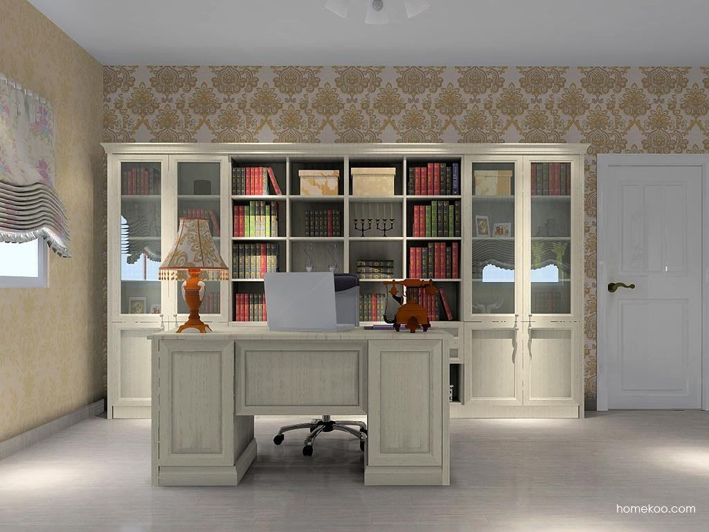 英伦印象书房家具C3979