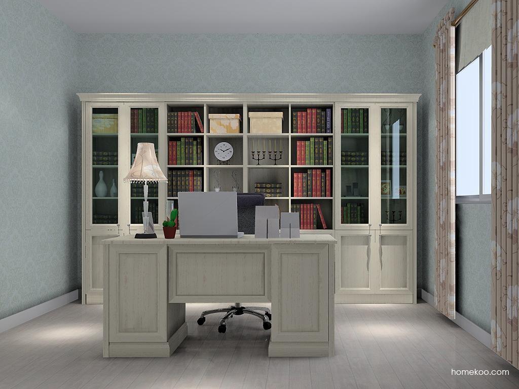 英伦印象书房家具C3975