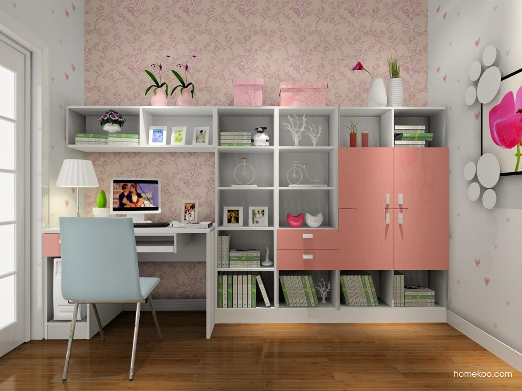浪漫主义书房家具C3995