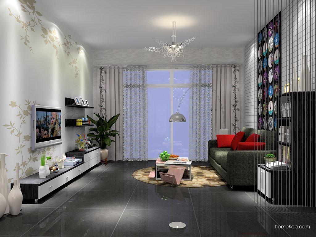 简约主义客厅家具D1128
