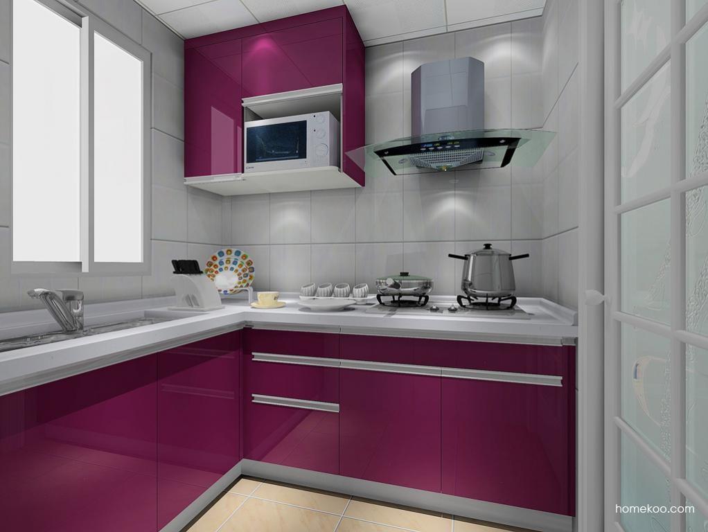 紫晶魅影橱柜F5305