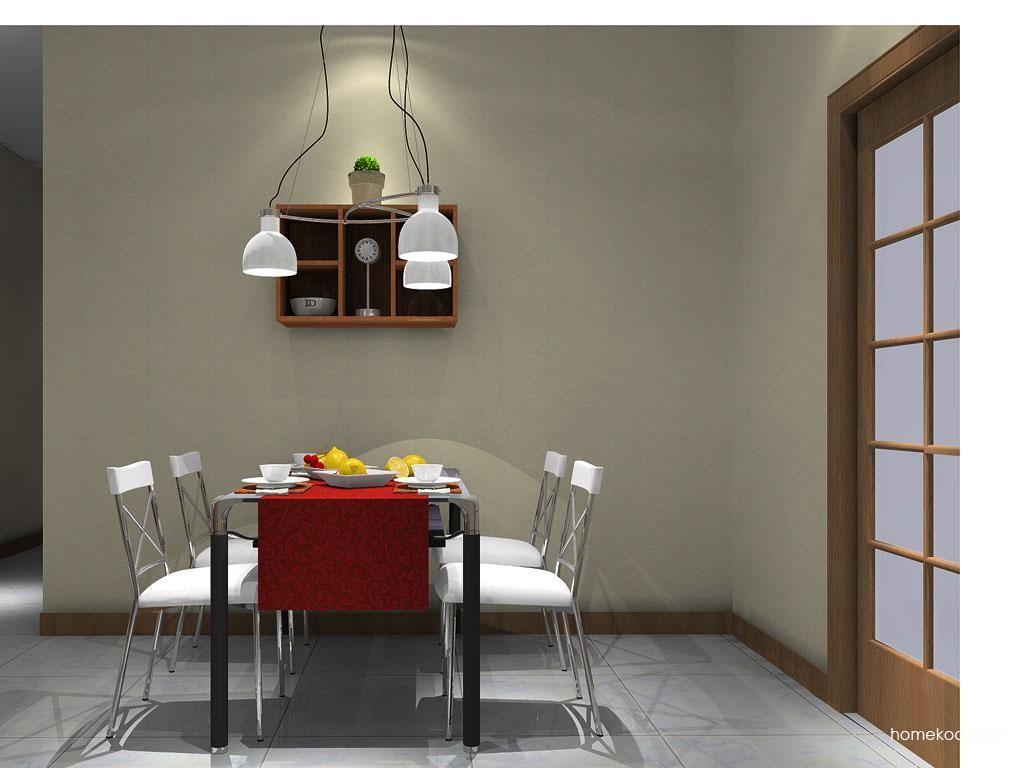 新实用主义餐厅家具E1361