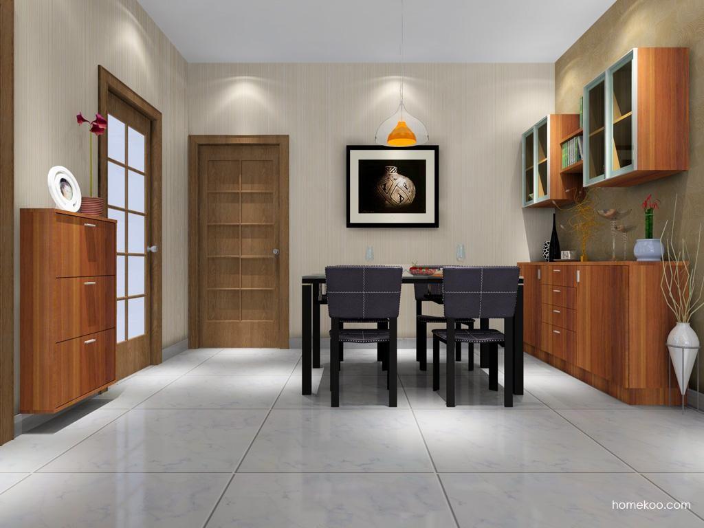 新实用主义餐厅家具E1362