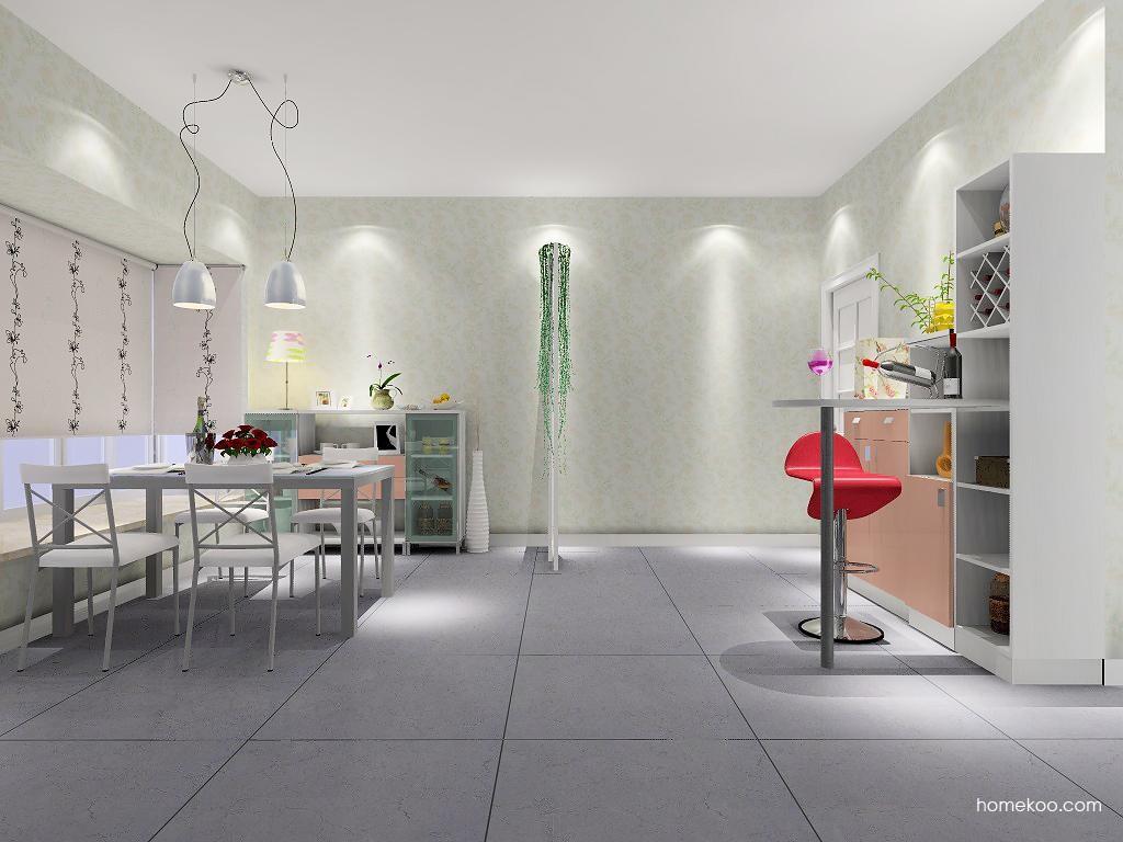 浪漫主义餐厅家具E2147