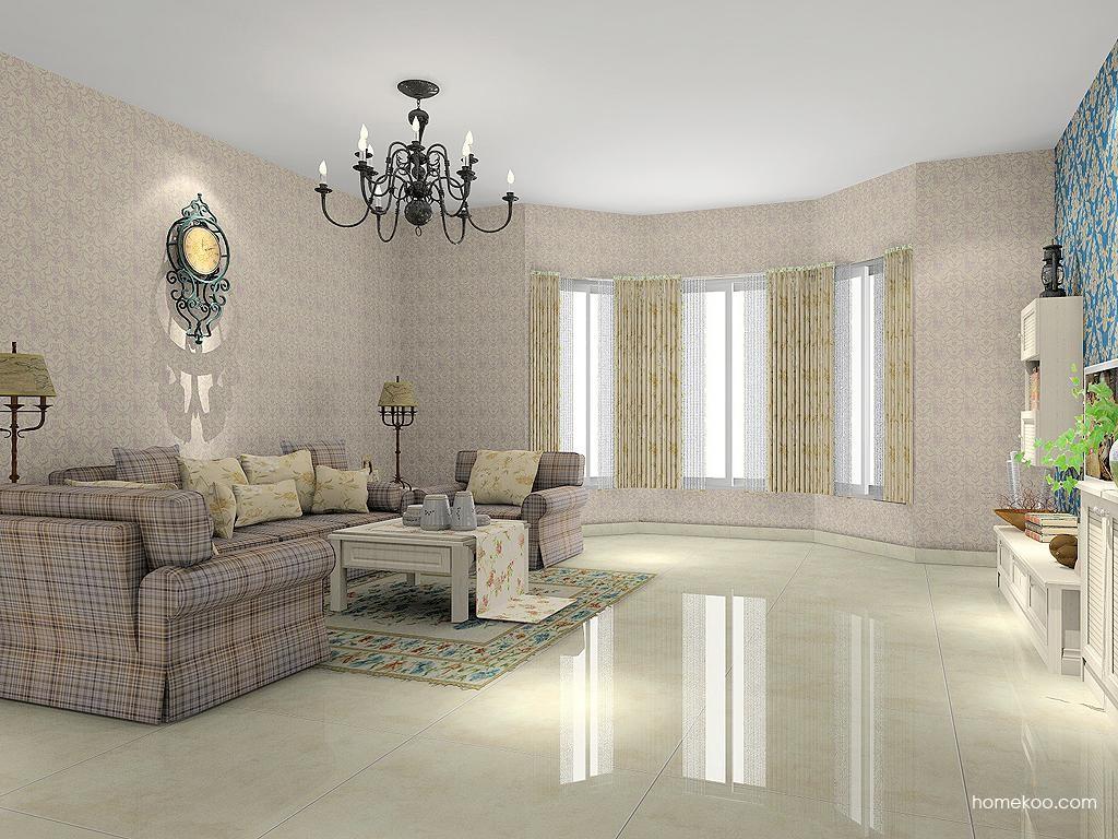 英伦印象客厅家具D7348
