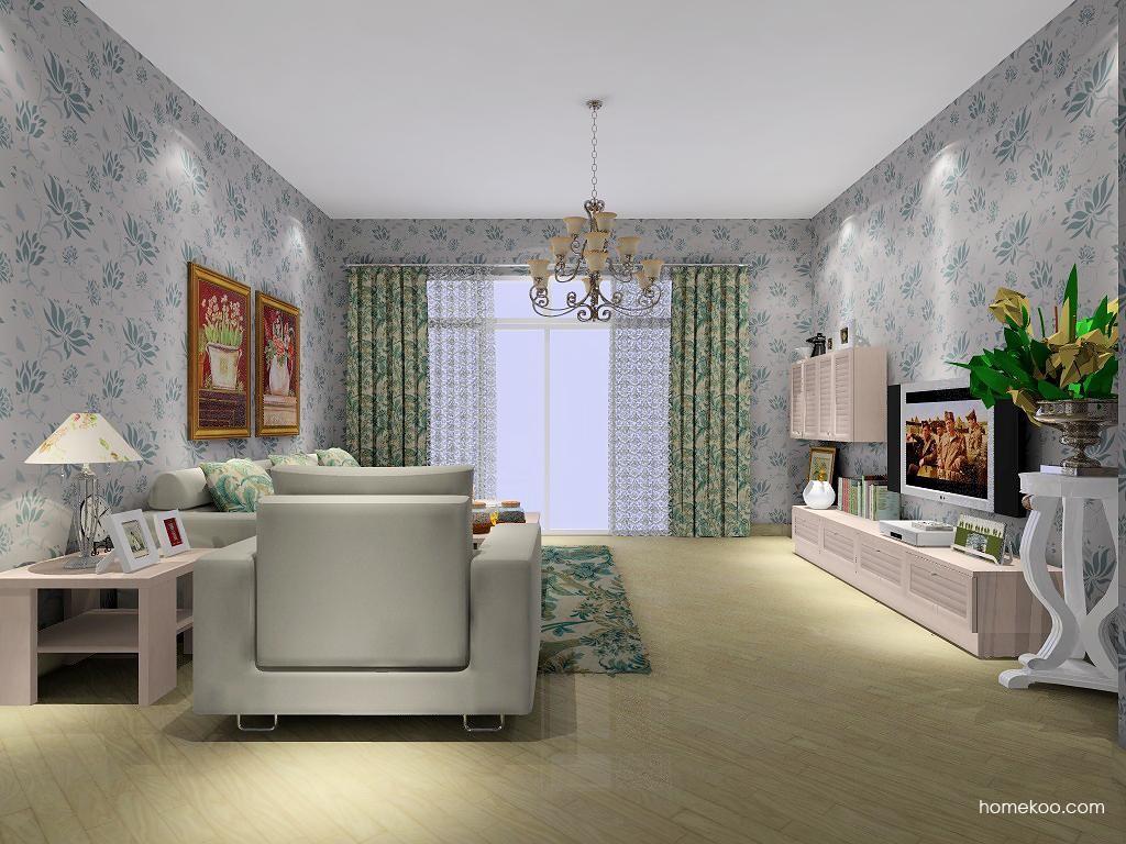 北欧阳光客厅家具D7332