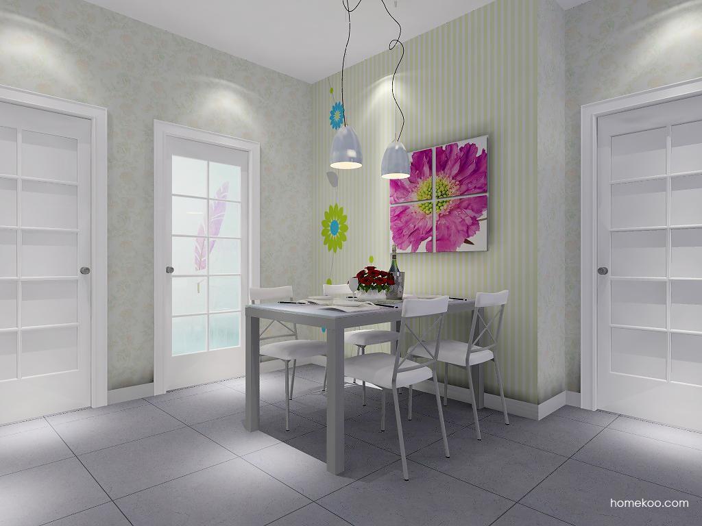 浪漫主义餐厅家具E2179