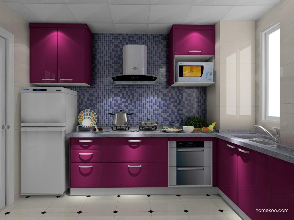 紫晶魅影橱柜F8247