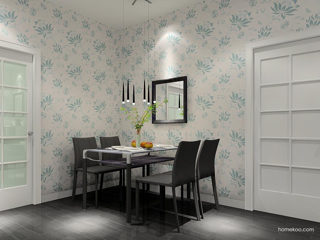 简约主义餐厅家具E2169